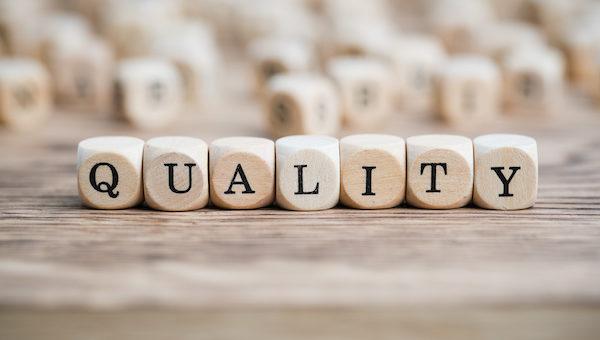 Petit topo sur la définition de la qualité chez Elytesse